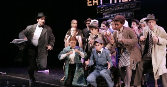 """Thumbnail for Lewis Center for the Arts presents """"Curtain Up: Celebrating Music Theater at Princeton"""""""