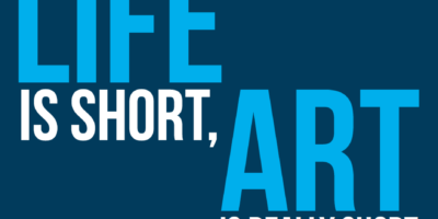 Life is Short, Art is Really Short thumbnail