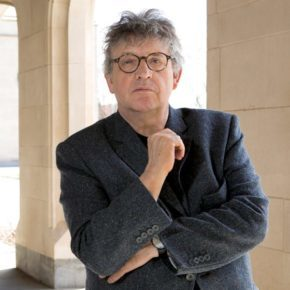 Thumbnail for Princeton University's Fund for Irish Studies presents a reading by Pulitzer Prize-winning poet Paul Muldoon with appearances by acclaimed singer Iarla Ó Lionáird and award-winning composer Dan Trueman